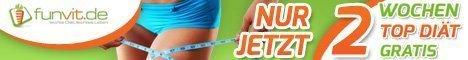 Diätportal mit Onlinediät, Trainingsprogrammen und Artikeln