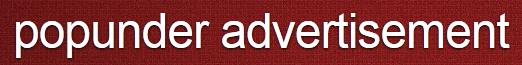 Einfach Werbung schalten mit popunder advertisement
